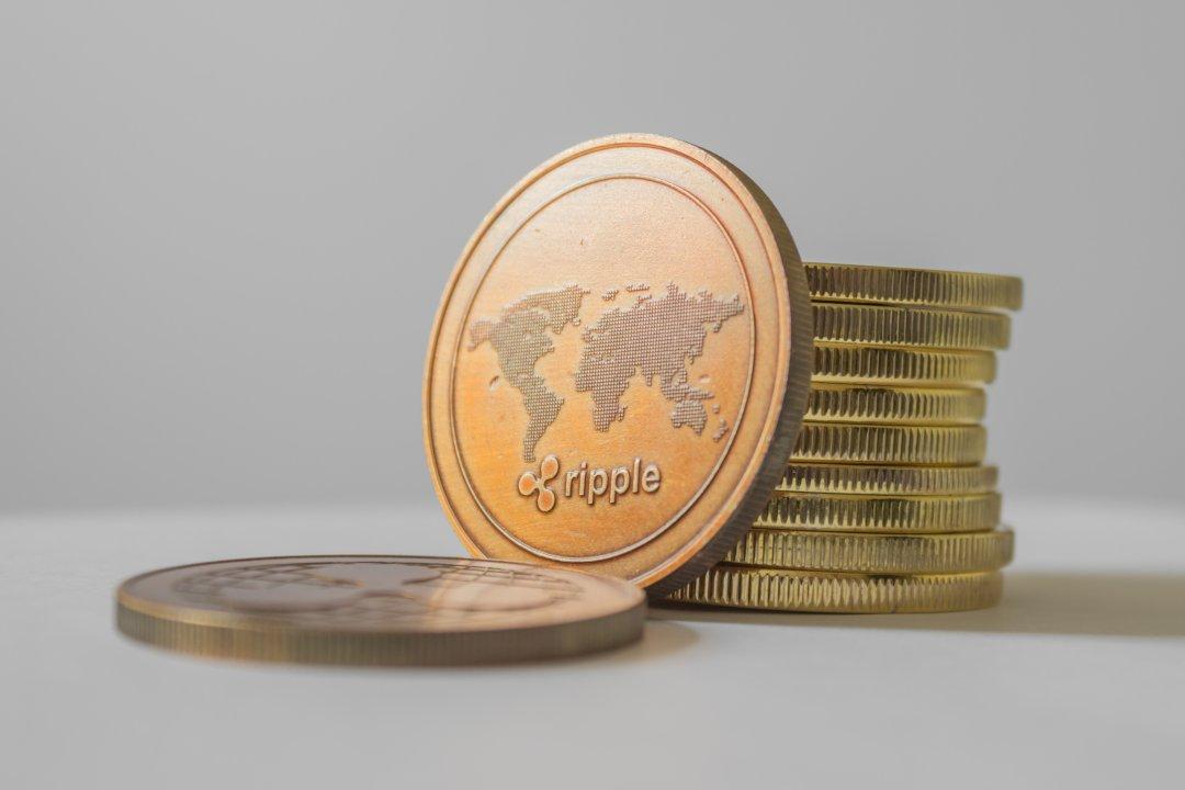 Ripple billion XRP transaction May
