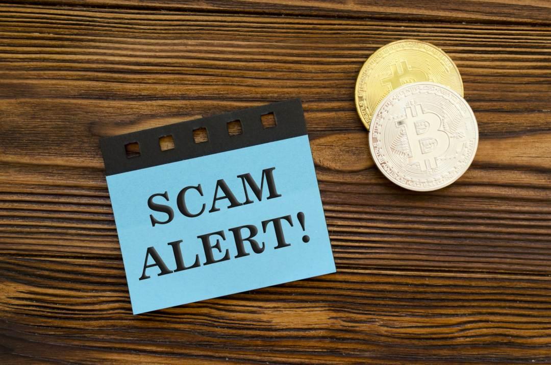 Sito scam organizza un giveaway di 5000 bitcoin