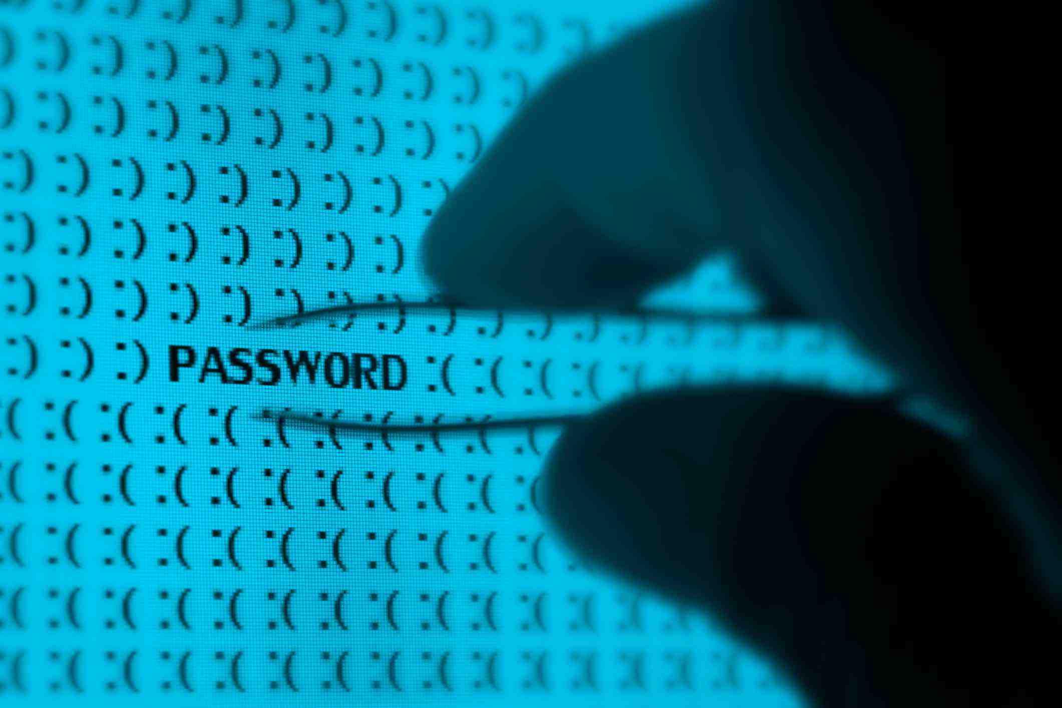 password Binance exchange