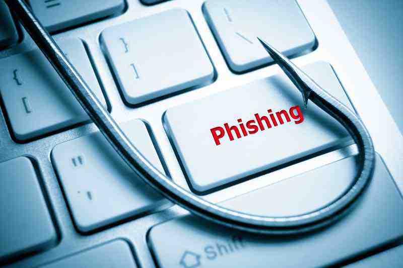 tecnica di phishing sicurezza hacker