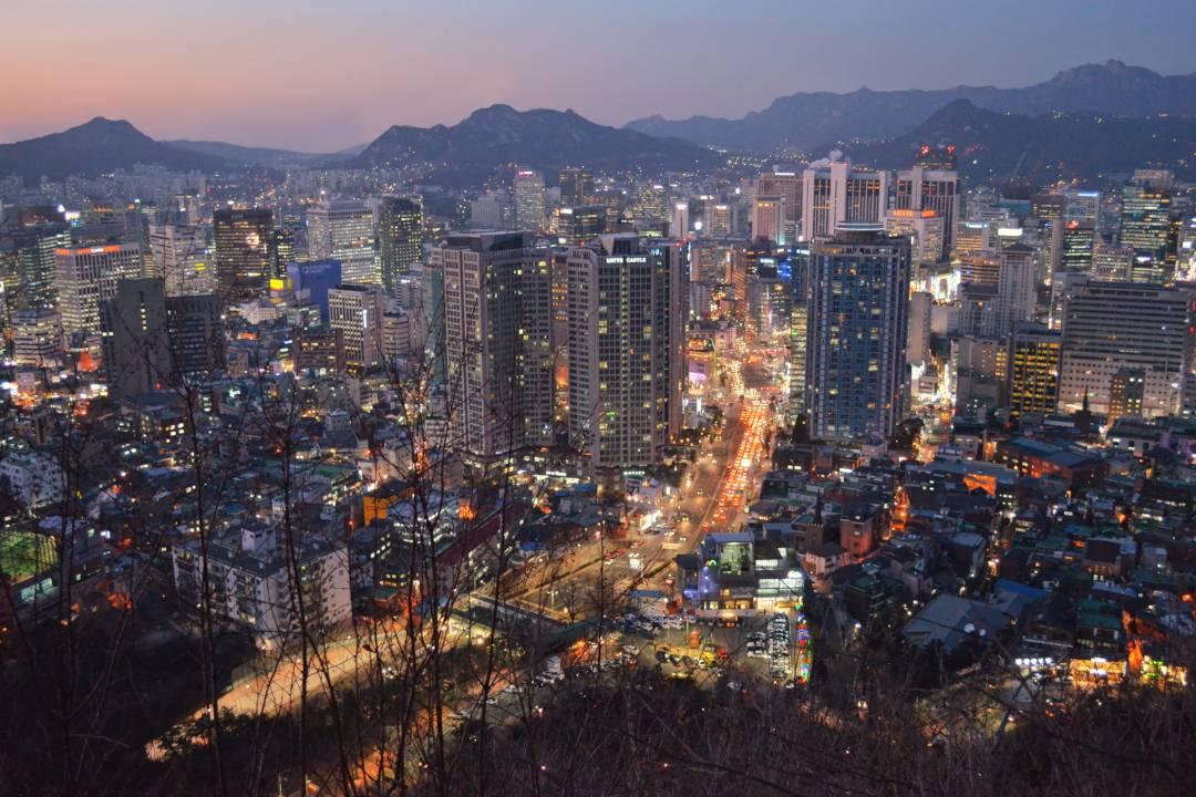 sud corea seul blockchain