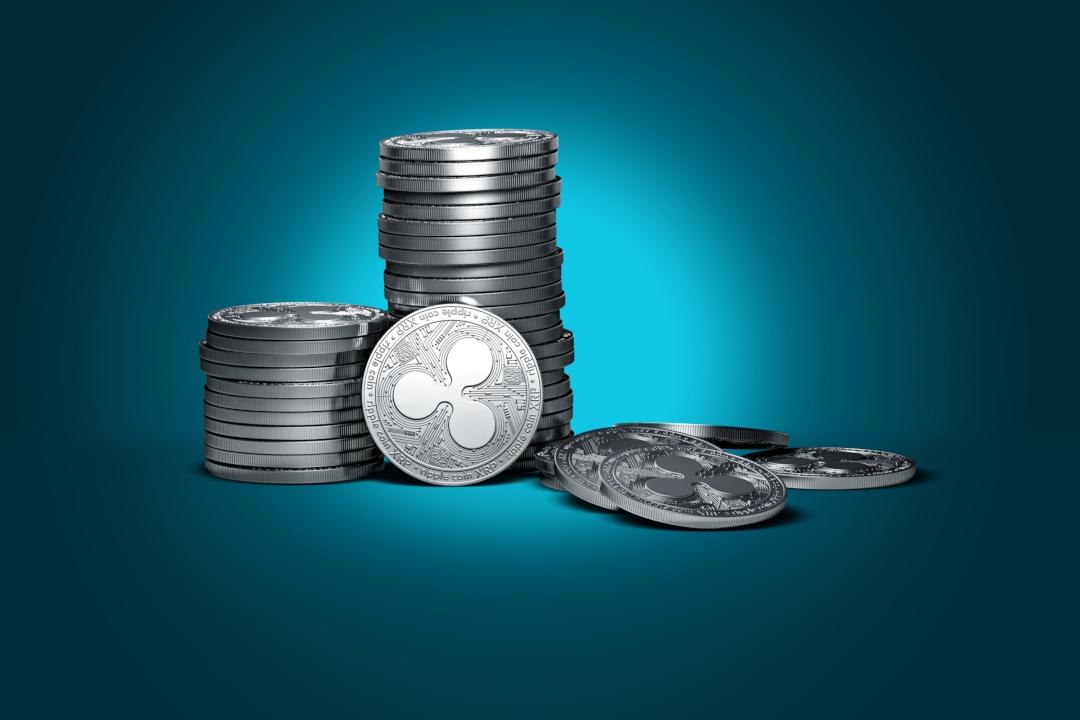Transazione da 200 milioni di XRP verso un wallet OTC