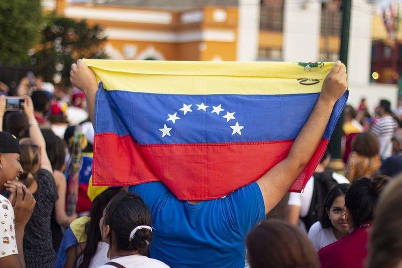 Venezuela transazioni Bitcoin