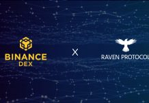 Binance Dex Raven
