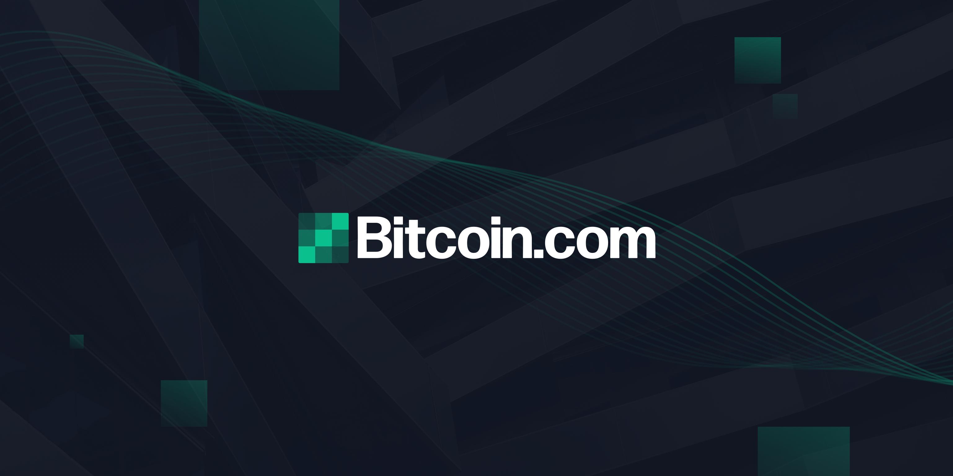 Bitcoin.com: un nuovo logo per il rebranding