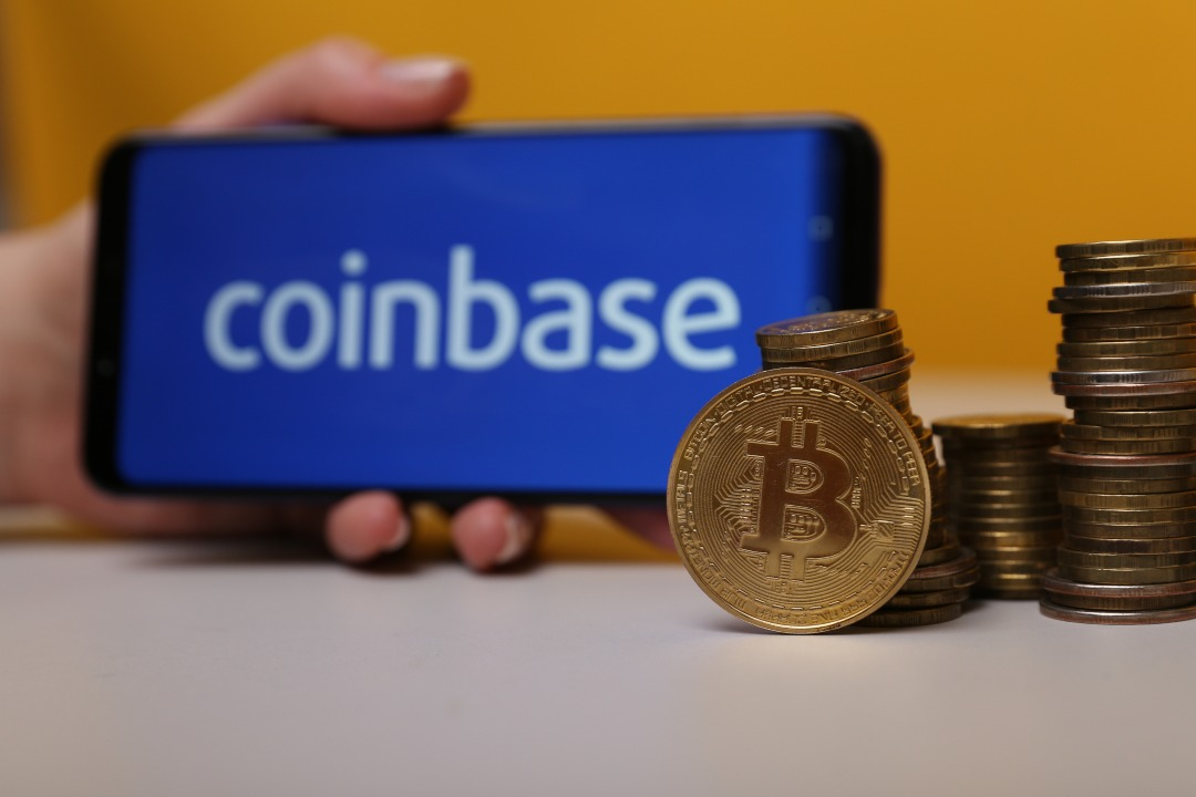Una transazione da 18.000 bitcoin (BTC) verso Coinbase