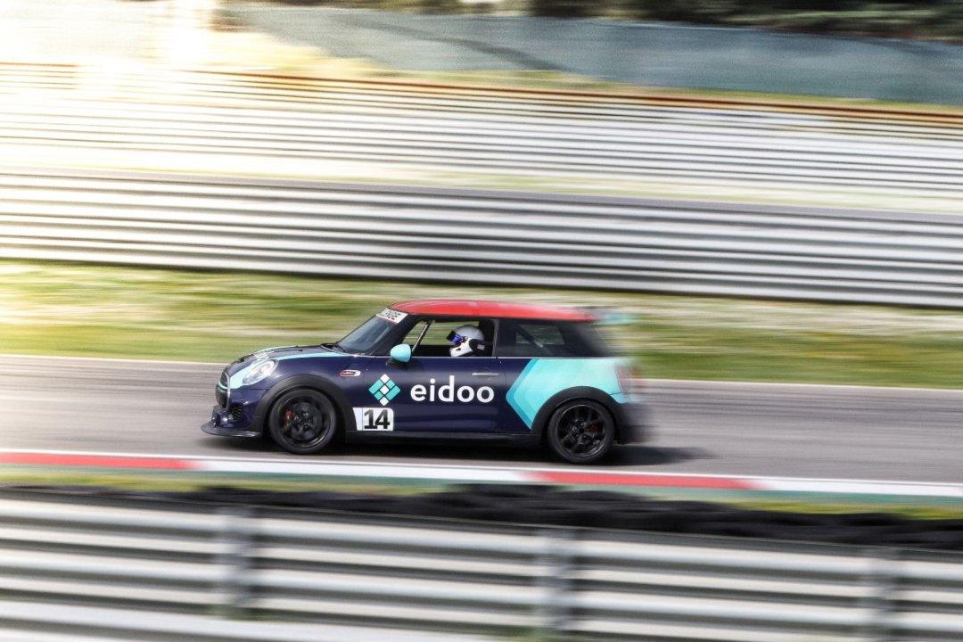 Mini Challenge: Eidoo corre a Imola