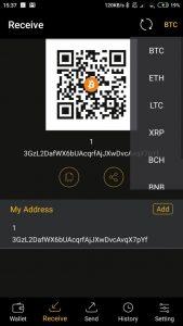 Recensione Hardware wallet Coolwallet S App mobile
