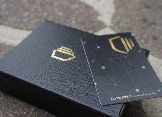 CoolWallet S hardware wallet