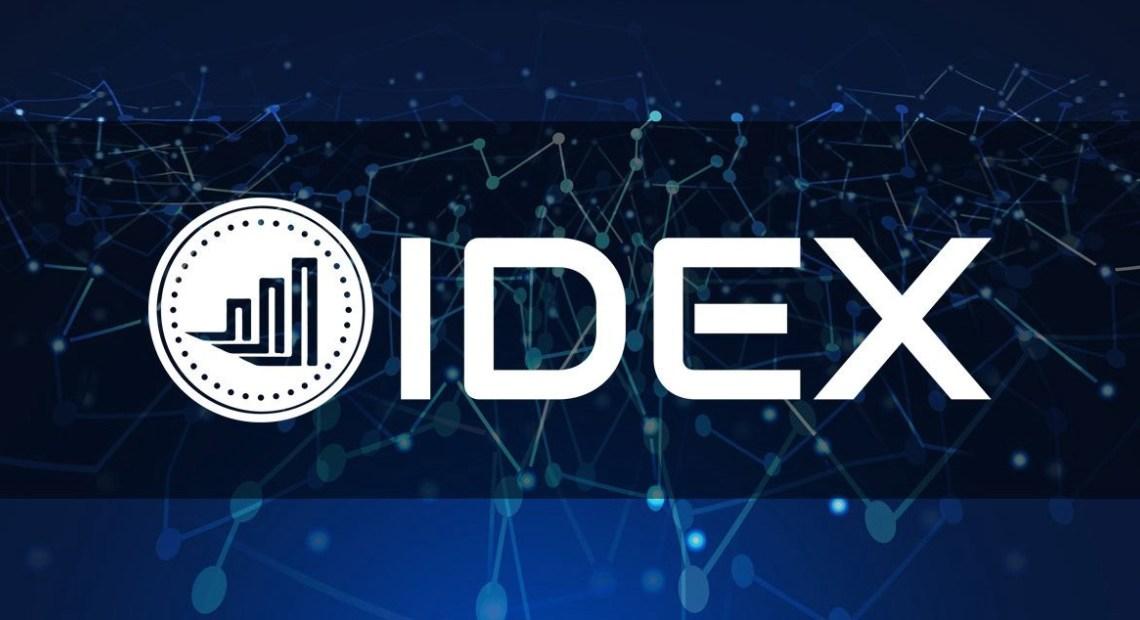 Ethereum DEX: IDEX detiene il 65% dei volumi