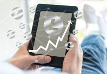 Litecoin prezzo in aumento