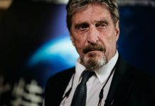 McAfee body double poisoned