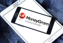 MoneyGram's shares