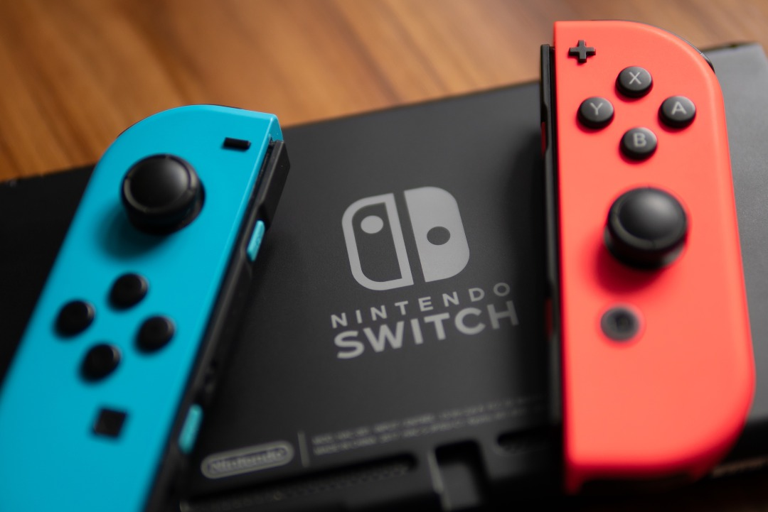 Bitcoin gira sulla Nintendo Switch