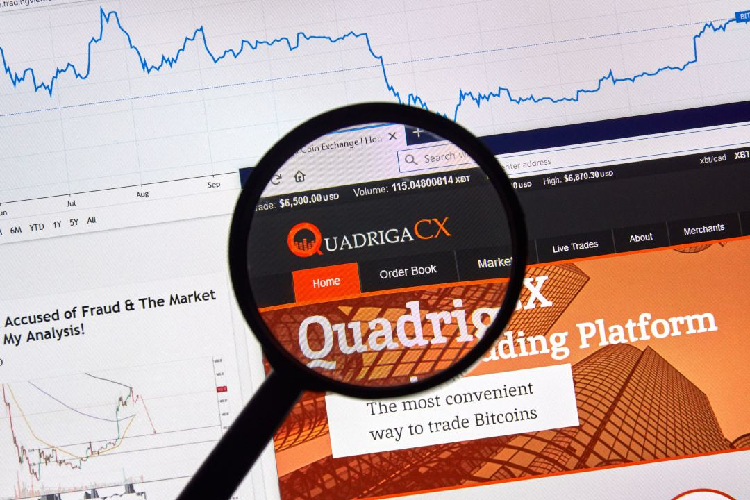Report: developments on the QuadrigaCX funds - CryptoUnify Advanced Cryptocurrencies Platform
