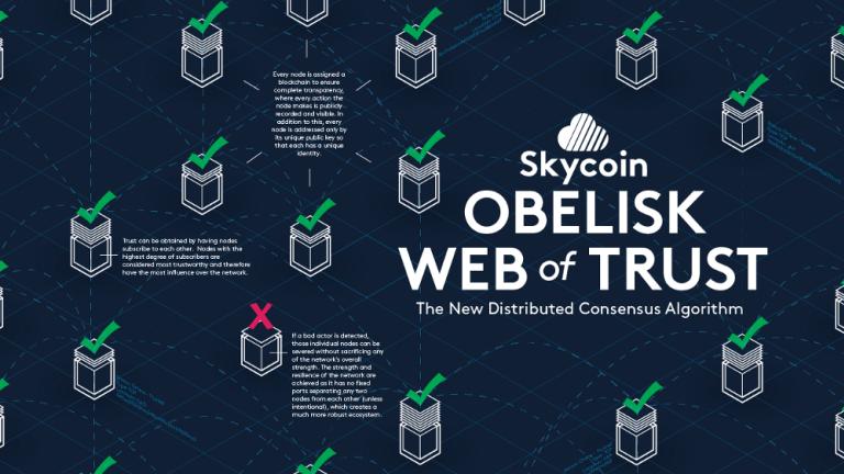 skycoin rete decentralizzata