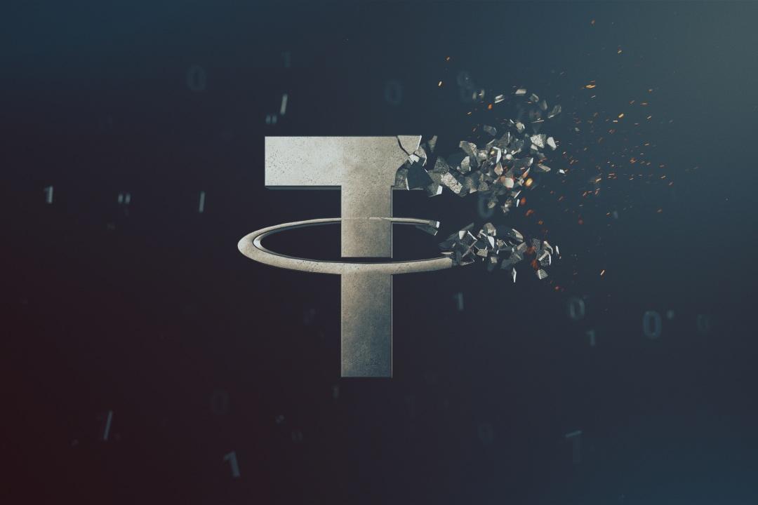Il 62% delle transazioni di Tether è in Cina