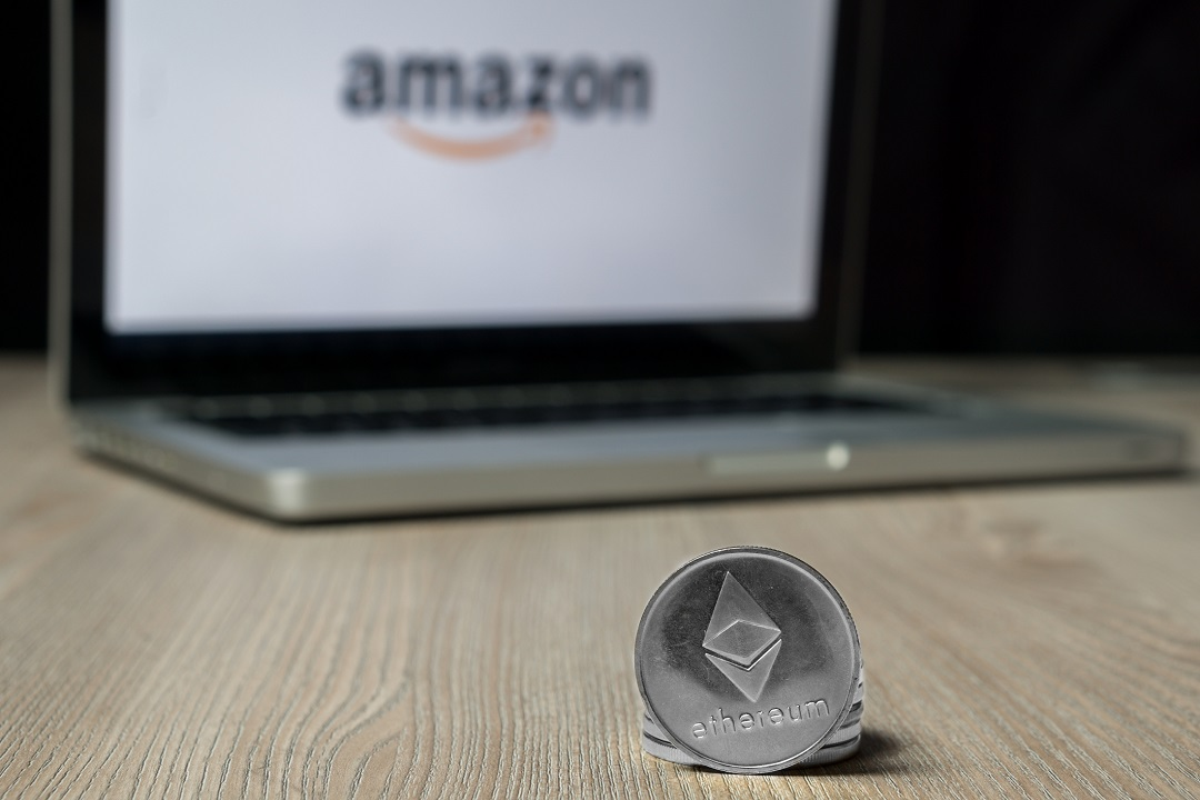 Due startup per i pagamenti su Amazon in Ethereum (ETH)
