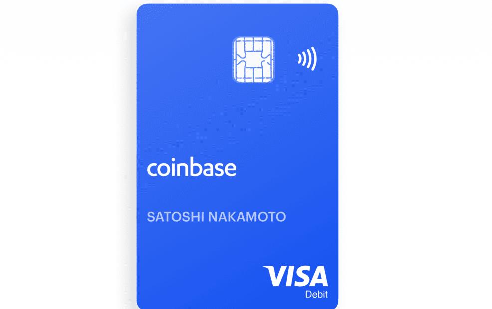 Arriva la Coinbase Card: spendi le tue criptovalute in maniera istantanea