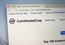 exchanges coinmarketcap data programme