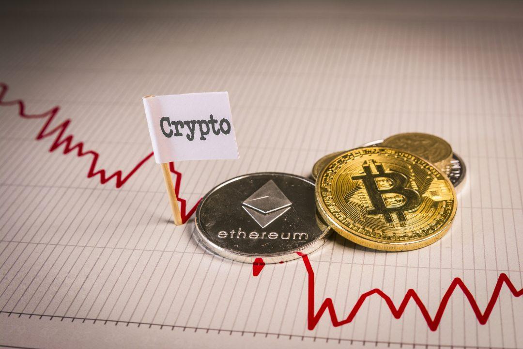 Mercato crypto oggi in down: BTC -17% in pochi giorni