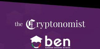 Cryptonomist partnership Blockchain Education Network Italia