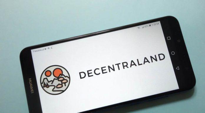 decentraland mana blockchain di Ethereum