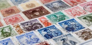 austria francobolli blockchain