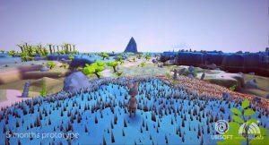 hashcraft gioco basato su blockchain di Ubisoft