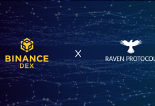 raven binance dex