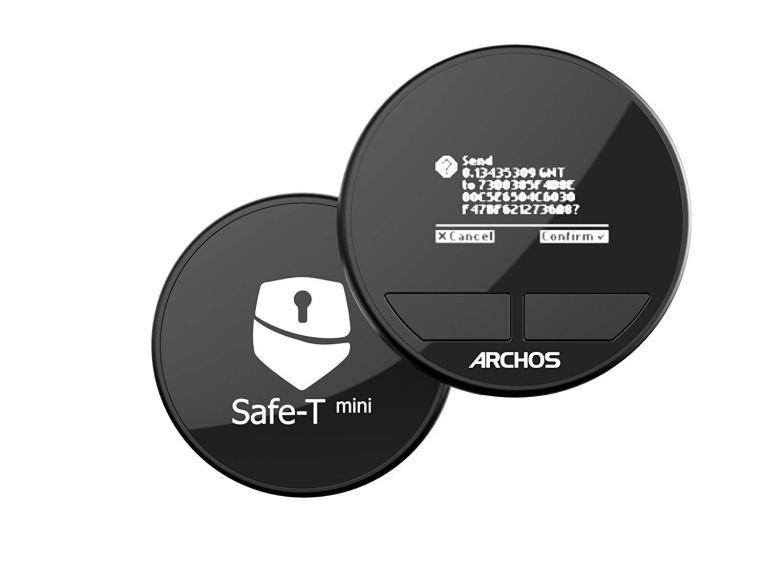 Hardware wallet Safe T Mini