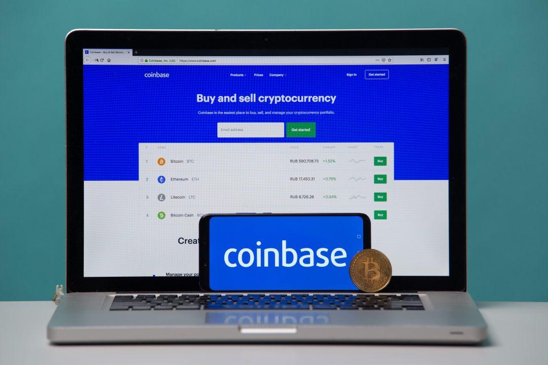 Coinbase: Bundle non funziona più