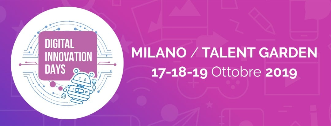 Digital Innovation Days Italy: a ottobre a Milano