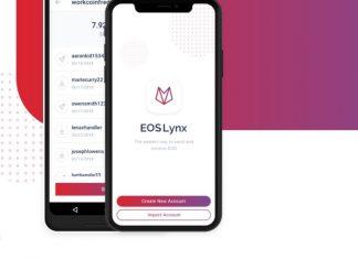 Guida EOS Lynx Mobile Wallet