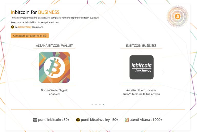 come accettare pagamenti in bitcoin nelle attività commerciali