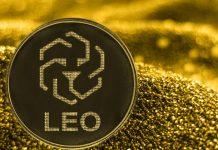 smart contract token leo