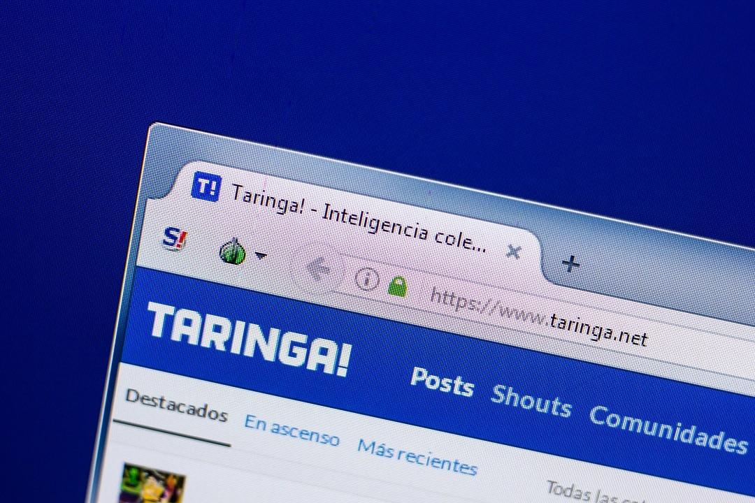 Il social network Taringa pagherà i creatori di contenuti in DAI