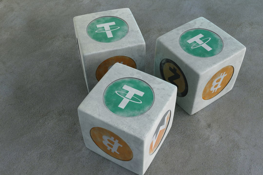 Tether supera bitcoin per volumi di scambi
