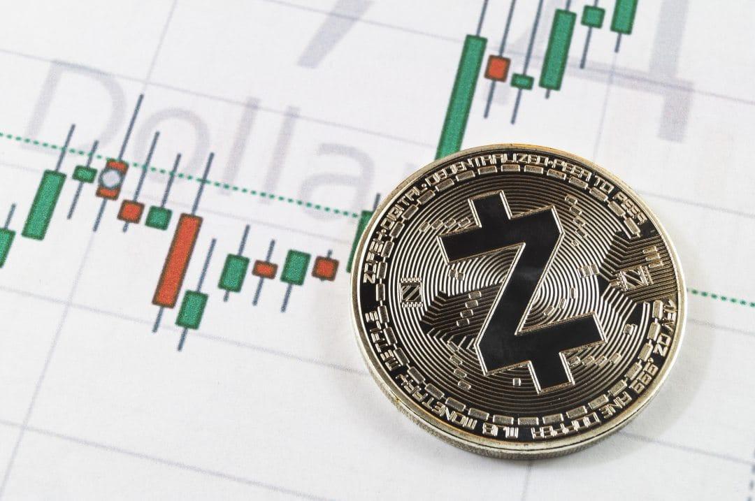 Zcash: il prezzo sale dell'8% grazie al fork