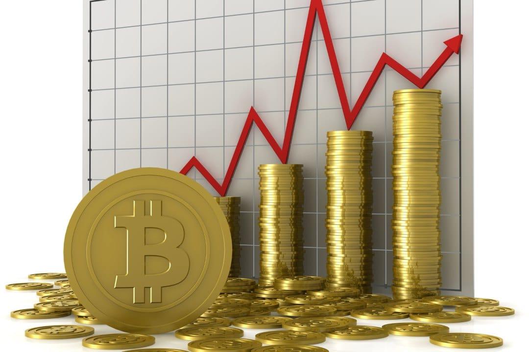 Salto in alto per il prezzo di Bitcoin