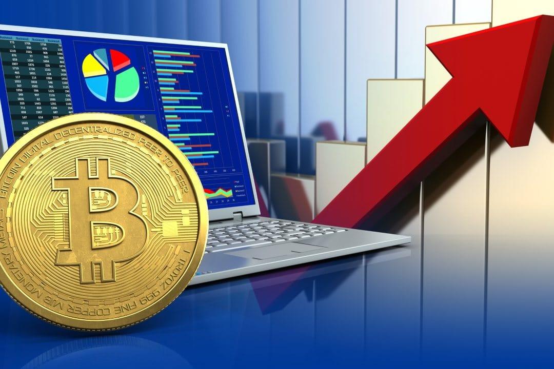 Bitcoin oggi sale e va a caccia di record