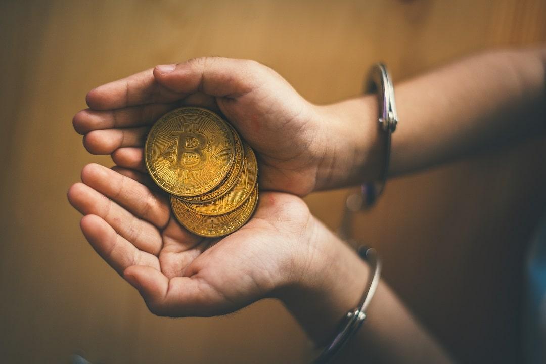 Transazioni illegali di Bitcoin in netto calo: meno dell'1%