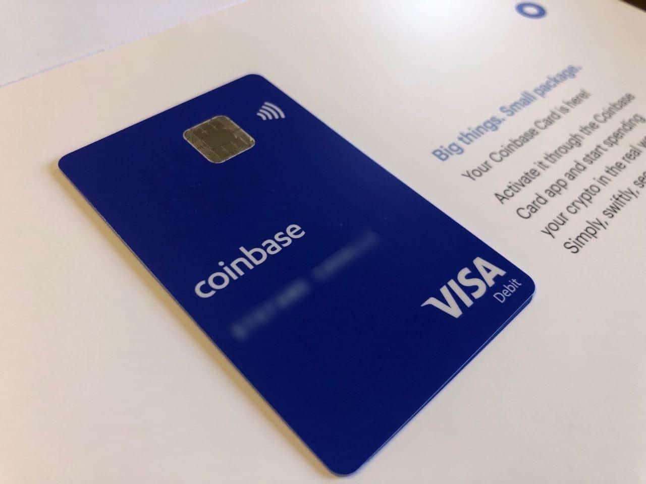 Coinbase Card: costi, commissioni e prime impressioni sulla carta Visa