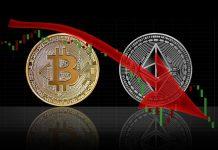 calo mercato crypto oggi