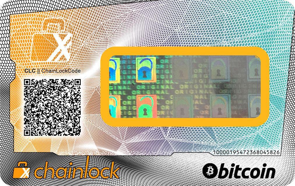 chainlock hardware wallet