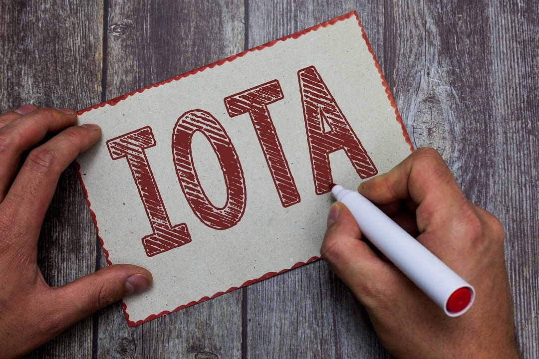 IOTA: STMicroelectronics utilizzerà la Tangle per le proprie soluzioni IoT