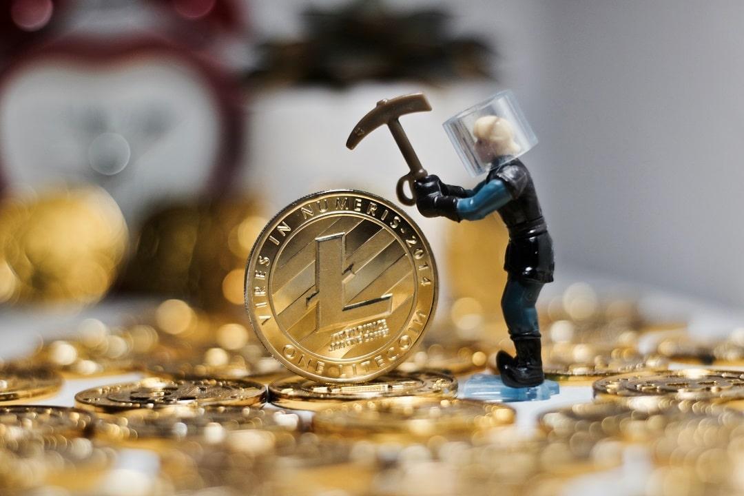 Litecoin (LTC): un mese all'halving. Hashrate alle stelle