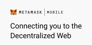 metamask mobile app