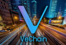 Record numero transazioni per VEchain (VET)