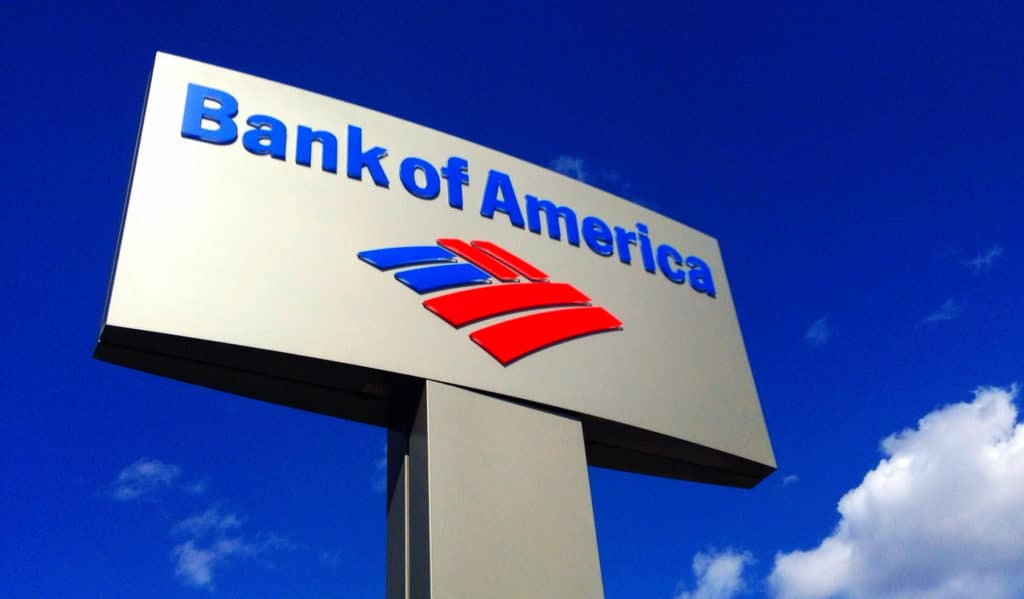 Bank of America: un brevetto per un wallet digitale